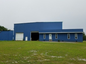 Commercial / Industrial Property - Large Building and 11.2 Acres (More or Less) at Absolute Online Auction