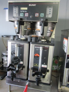 Coffee Shop Equipment and Gym Equipment at Absolute Online Auction