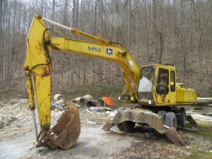 Surplus Vehicles and Equipment Leslie County Road Department and Water District