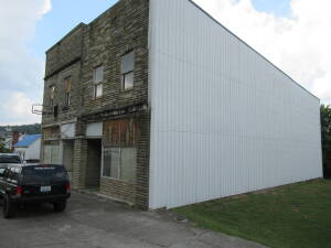 Commercial Buildings & Lot