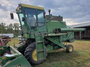Farm Machinery, Vehicles and Trailers - Grimes Family at Absolute Online Auction