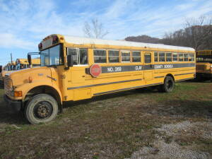 Online Surplus Liquidation Auction - Clay County Board of Education - Buses, Vehicles, Equipment and More