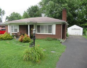 Brick House & Lot - 5110 Feys Court, Louisville @ Absolute Online Only Auction