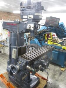 Industrial Machines ~ Equipment ~ Tools & Other Personal Property - Online Auction