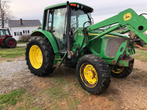 Tractors & Other Farm Equipment - Absolute Live & Online Auction