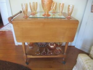 Antiques ~ Glassware & Personal Property of Mrs. Mary Ralston