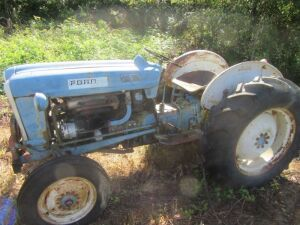 Tractor, Farm Equipment, Jewelry, Tools & Personal Property at Absolute Online Auction