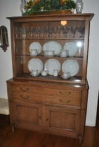 Furniture, Glassware, Collectibles, Personal Property