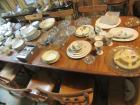 DINING TABLE & 6 CHAIRS - RM1