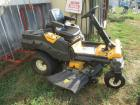 CUB CADET ZERO TURN Z FORCE 48 IN DECK