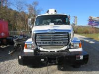 2008 STERLING ALTEC DM45B CRANE TRUCK (T)(R)