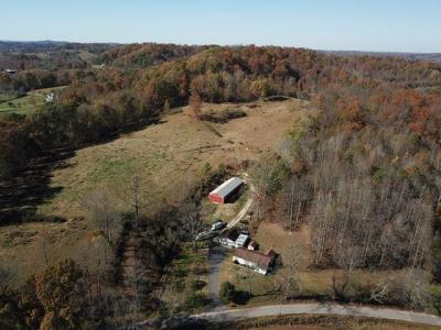 47.67 acres with house, detached garage and barn