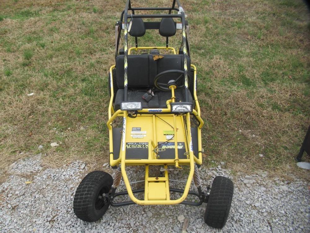 """Hornet Go Kart S-85 PR Enterprises 10/"""" x 7/"""" Reproduction Metal Sign A361"""