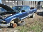 1998 CHEVROLET S10 PICKUP PARTS ONLY