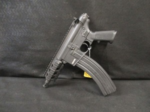 SMITH AND WESSON M AND P 15-22P PISTOL
