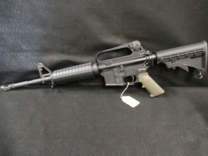 DOUBLE STAR  SEMI AUTOMATIC 5.56 RIFLE