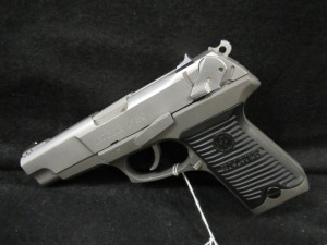 RUGER P89 SEMI AUTOMATIC PISTOL