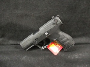 WALTHER P22 SEMI AUTOMATIC PISTOL