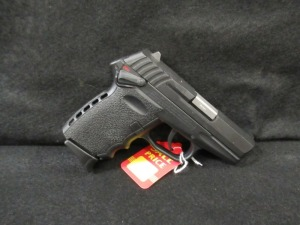 SCCY CPX1 SEMI AUTOMATIC PISTOL