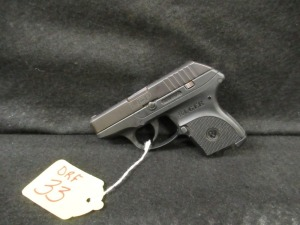 RUGER LCP SEMI AUTO PISTOL