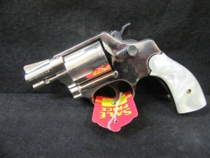 ROSSI 38 CAL DOUBLE ACTION  REVOLVER