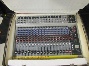 PEAVEY MIX MASTER BOARD
