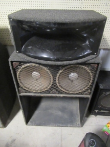 COMMERICAL STAGE SPEAKER