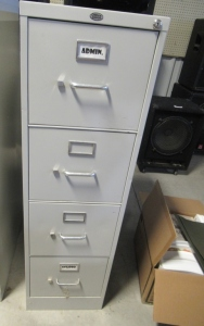 OFFICE DEPOT METAL FILING CABINET