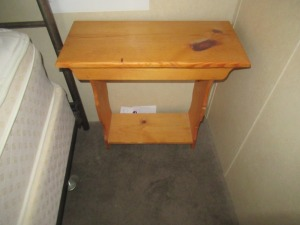 NIGHT STAND AND SIDE TABLE