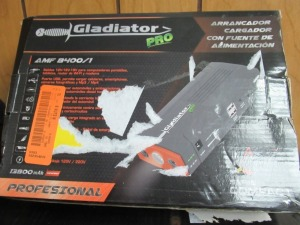 GLADIAOR PRO CHARGER