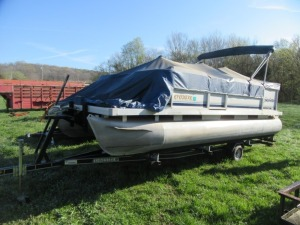 SWEETWATER PONTOON AND TRAILER