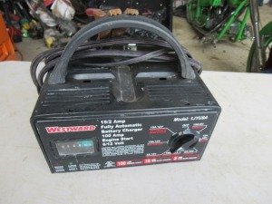 WESTWARD BATTERY CHARGER