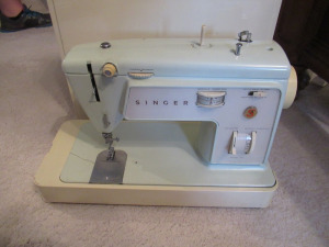 TOUCH N SEW SEWING MACHINE - US