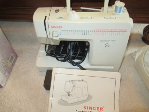 SINGER QUANTUM SEWING MACHINE - US