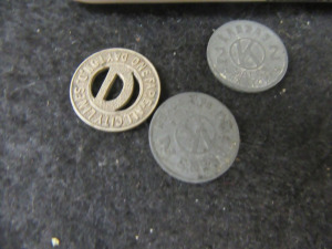 2 KANSAS SALES TAX TOKEN