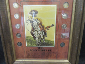 THE PONY EXPRESS MERCURY DIMES