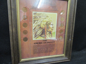 THE AMERICAN INDIAN HEAD PENNY