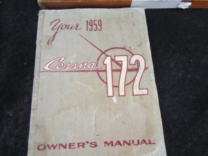 CESSMA 172 OWNERS MANUAL