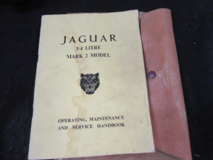 JAGUAR OWNERS MANUAL