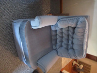SINGLE CUSHION CHAIR - 2
