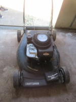 CRAFTSMAN PUSH MOWER - 9