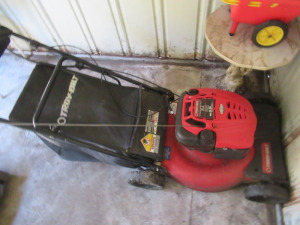 TROY BUILT PUSH MOWER