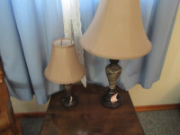3 PIECE LAMP SET - 5