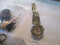 LADIES WATCHES, BRACELETS, AND EARRINGS - 5