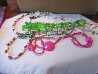 LADIES BEADED NECKLACES