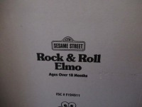 ROCK & ROLL ELMO - USL - 4