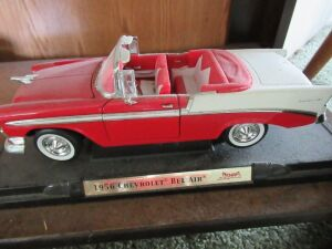 CHEVY MODEL CAR ON BASE