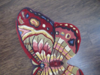 BUTTERFLY RUG       -DR - 2
