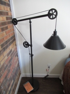 PULLY LAMP        -BR3