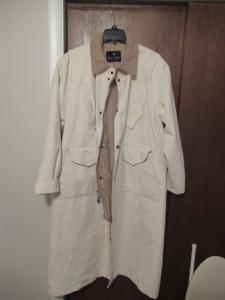 GOLDEN FLEESE COAT      --BR1